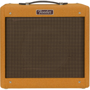 Fender Hot Rod Pro Junior IV 15W Valve Amp Combo, Lacquered Tweed