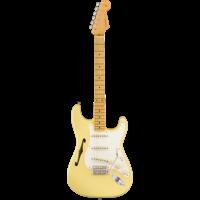 Fender Eric Johnson Thinline Stratocaster, Vintage White