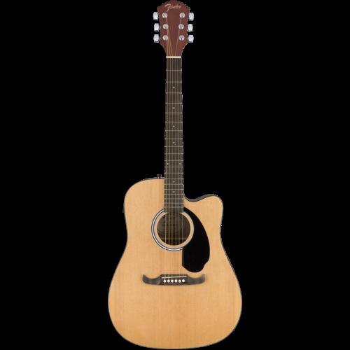 Fender Fender FA-125CE Dreadnought, Natural