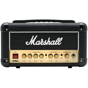 Marshall DSL1CR 1W Valve Amplifier, Head