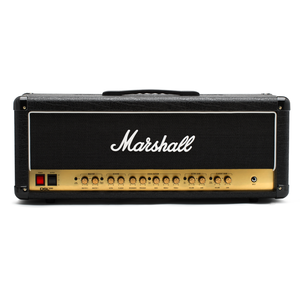 Marshall DSL100HR 100W Valve Amplifier, Head