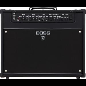 "Boss Katana Artist 100W Guitar Combo Amp, 1x12"" Waza Speaker"