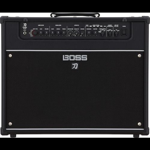 "Boss Boss Katana Artist 100W Guitar Combo Amp, 1x12"" Waza Speaker"