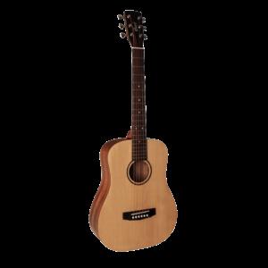 Cort AD Mini OP Travel Guitar w/Gig Bag