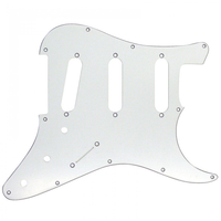 Guitar Tech Stratocaster-Style Scratchplate/Pickguard