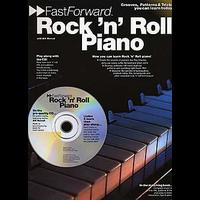 Fast Forward: Rock 'N' Roll Piano