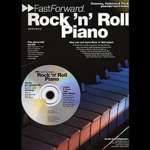 Wise Publications Fast Forward: Rock 'N' Roll Piano