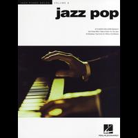 Jazz Piano Solos Volume 8: Jazz Pop