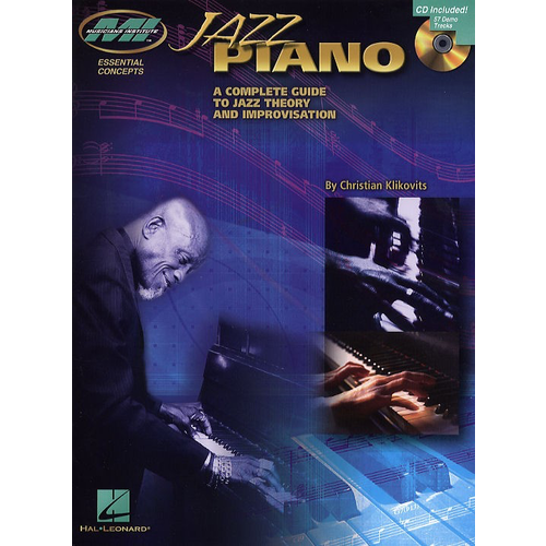 Hal Leonard Christian Klikovits: Jazz Piano