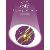 Guest Spot: Soul Playalong For Trumpet