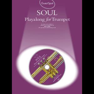Guest Spot: Soul Playalong For Trumpet
