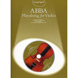 Guest Spot Abba: Playalong For Violin