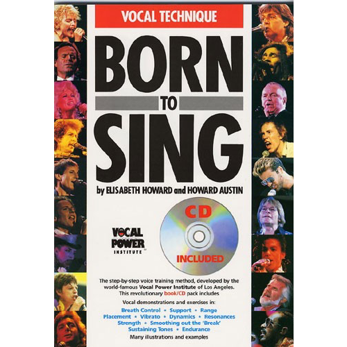 Music Sales Born To Sing