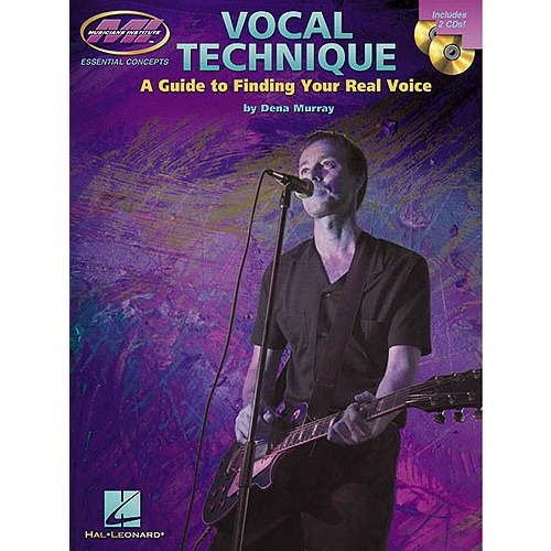 Hal Leonard Dena Murray: Vocal Technique - A Guide To Finding Your Real Voice