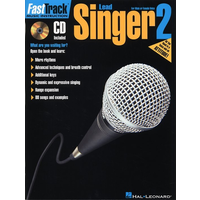 Fast Track: Lead Singer - Book Two