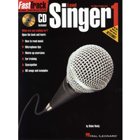 Fast Track: Lead Singer - Book One
