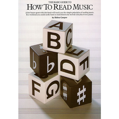 Omnibus Press How To Read Music