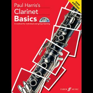 Paul Harris Clarinet Basics: Book/CD