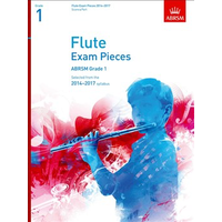 ABRSM Exam Pieces 2014-2017 Grade 1 Flute Part