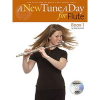 A New Tune A Day: Flute - Book 1 (CD Edition)