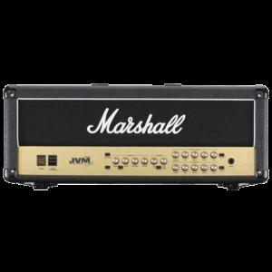 Marshall JVM205H 50W Valve Amplifier, Head