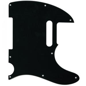 Guitar Tech Tele-Style Scratchplate/Pickguard, Black