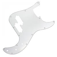 Guitar Tech P-Bass Style Scratchplate/Pickguard, White