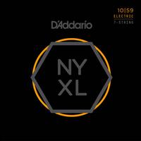 D'Addario NYXL 7-String Electric String Set