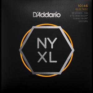 D'Addario NYXL Electric String Set, Double Ball End