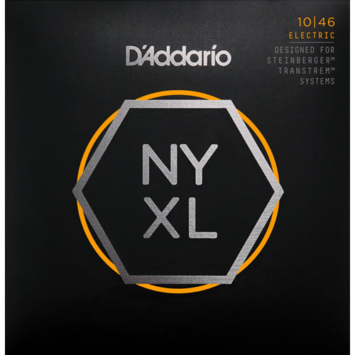 D'Addario D'Addario NYXL Electric String Set, Double Ball End