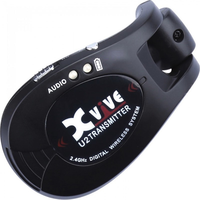 Xvive U2 Wireless Guitar Transmitter Only, Black