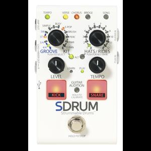 Digitech Sdrum Drum Loop Pedal
