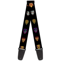 Buckle Down Guardians of the Galaxy Guitar Strap