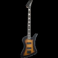 Jackson JS Series Kelly Bird IV JS2 Bass, Tobacco Burst