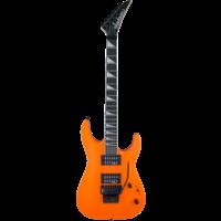 Jackson JS Series Dinky Arch Top JS32, Neon Orange