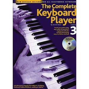 The Complete Keyboard Player: Book 3 With CD (Revised Edition)