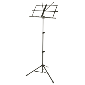 Quiklok MS335 Heavy Duty Sheet Music Stand with Bag