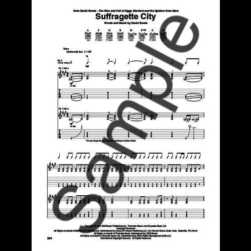 Hal Leonard Classic Rock Guitar Bible