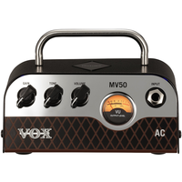Vox MV50 AC 50W NuTube Guitar Amplifer Head
