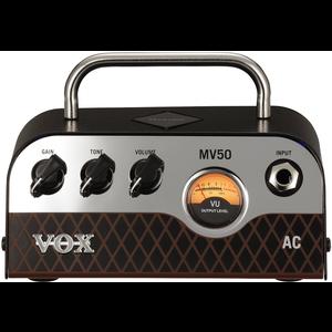 Vox MV50 AC 50W NuTube Guitar Amplifer Head
