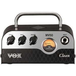 Vox MV50 Clean 50W NuTube Guitar Amplifer Head