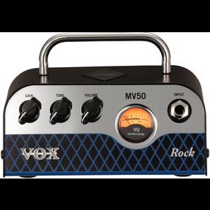Vox MV50 Rock 50W NuTube Guitar Amplifer Head