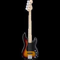 Fender Deluxe Active Precision Bass Special, Maple Fingerboard, 3-Colour Sunburst