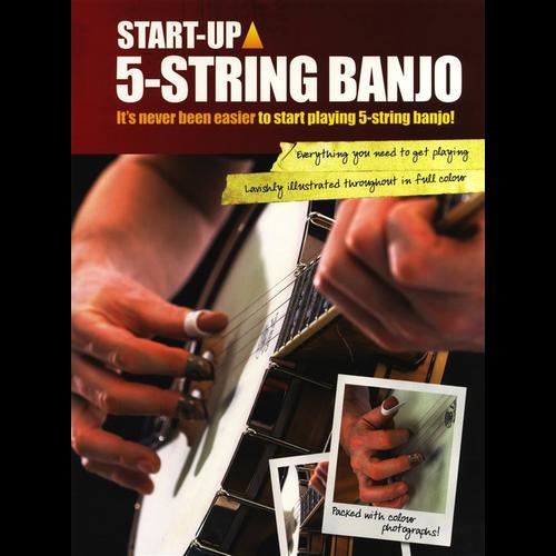 Wise Publications Start-Up: 5-String Banjo