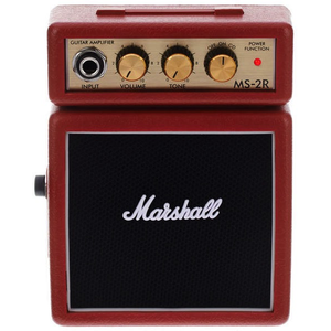 Marshall Micro Amp, Red