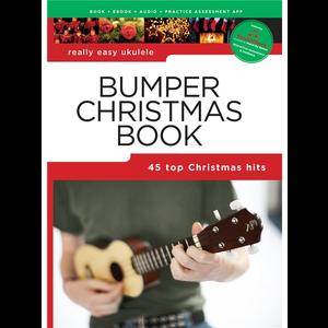Really Easy Ukulele: Bumper Christmas Book