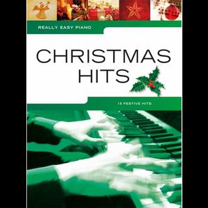 Really Easy Piano: Christmas Hits