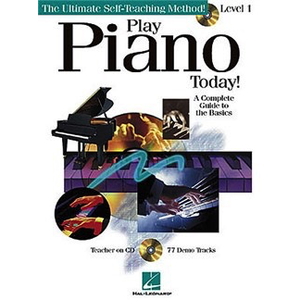 Play Piano Today! Level One