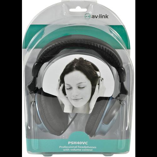 AV Link AV:Link Professional Headphones