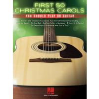 First 50 Christmas Carols You Should Play On Acoustic Guitar